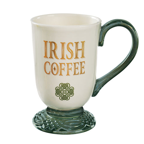 Irish Coffee Recipe Mug