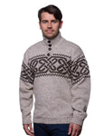 Troyer Celtic Knot Sweater