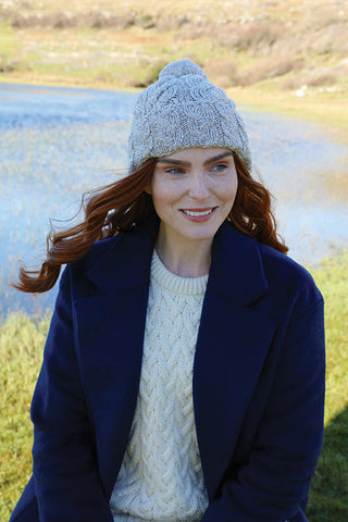 Hat | Aran Cable Hat