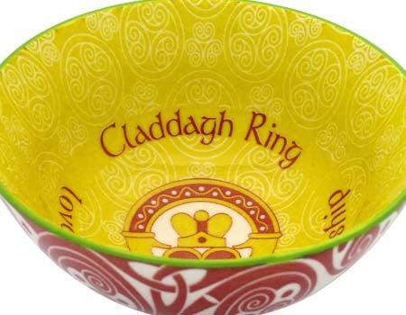 Claddagh Ring Bowl