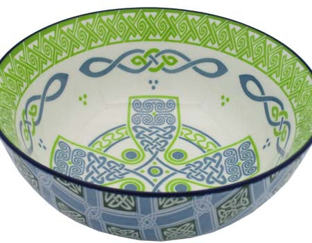 Celtic Cross Bowl
