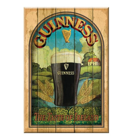 Guinness Taste of Ireland Wall Art