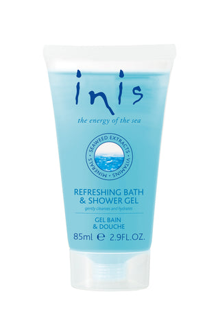 Inis the Energy of the Sea Travel Size Shower Gel - 2.9 fl. oz.