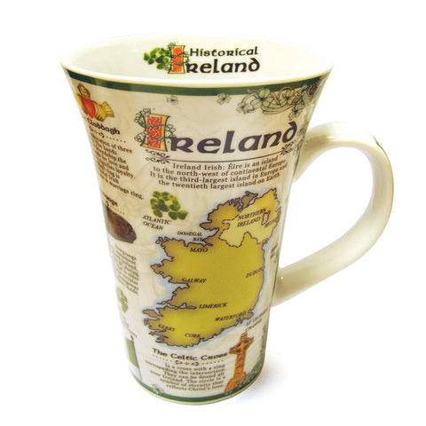 Historical Ireland Tall Mug
