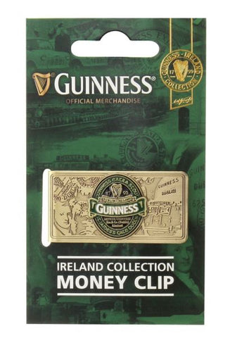 Guinness Ireland Collection Money Clip Gift
