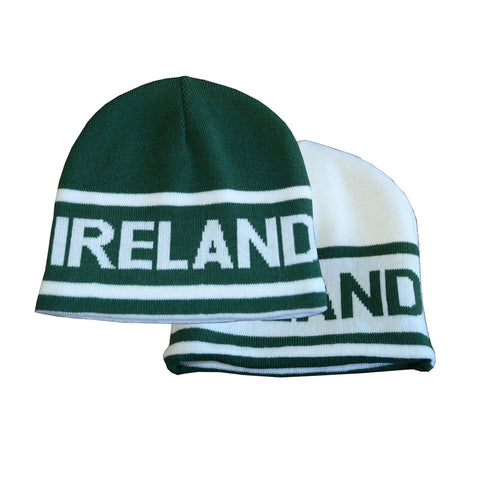 Reversible Ireland Knit Hat