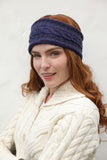 Irish Aran Acrylic Headband