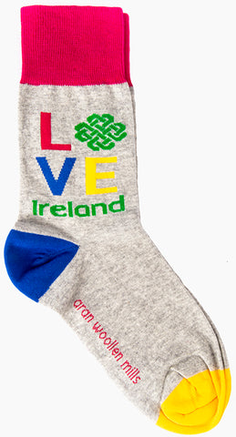 Love Ireland Socks