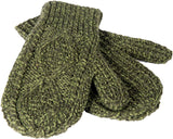 Adult Knit Mittens