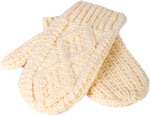 Childs Knit Mittens