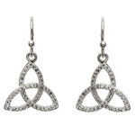 Swarovski Trinity Knot Earring Earrings