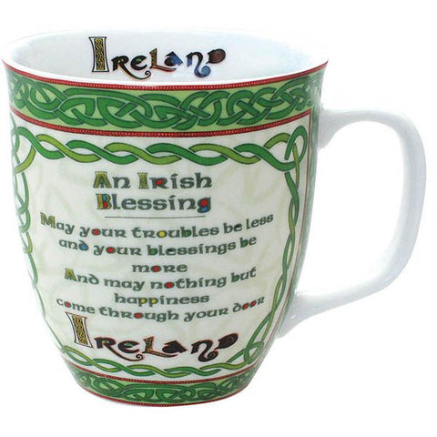 An Irish Blessing Mug