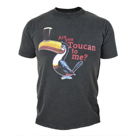 'Are you Toucan to me Tee'