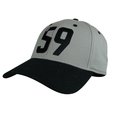 Guinness  Grey 59 Baseball Cap