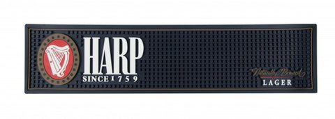 Harp PVC Signature Label Bar Mat