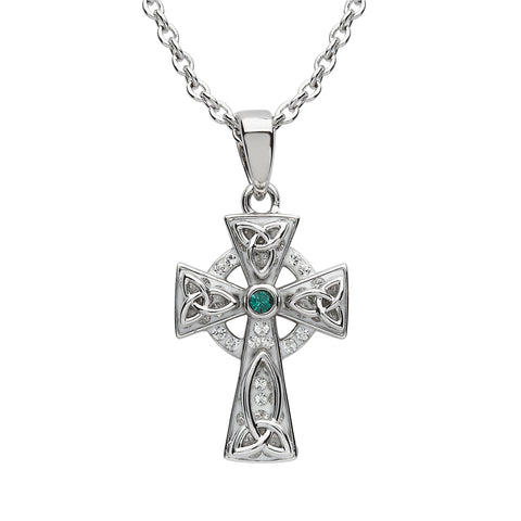 ShanOre Swarovski Cross Necklace