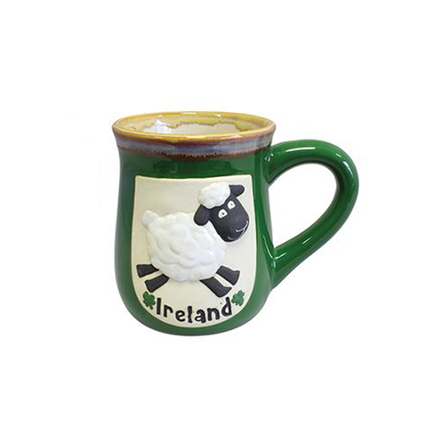 Shamrock Sheep Mug