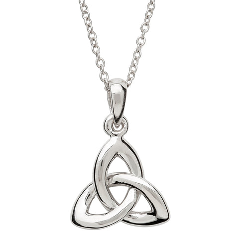 ShanOre Sterling Silver Celtic Knot Necklace