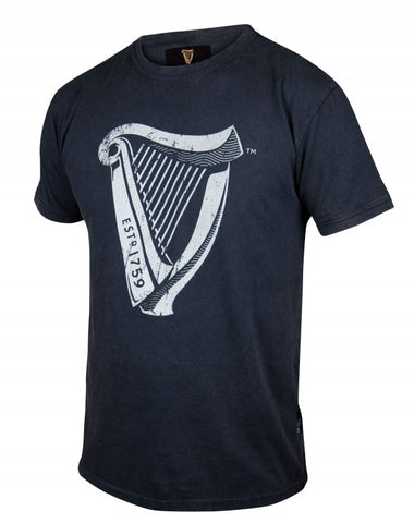 Guinness 1759 Distressed Harp Shirt