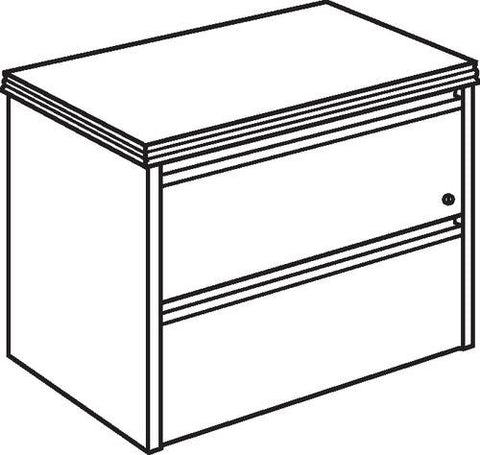 Allegiance 2-Drawer Lateral File