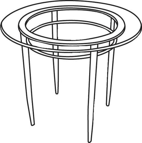 Comfort-Plus Round End Table