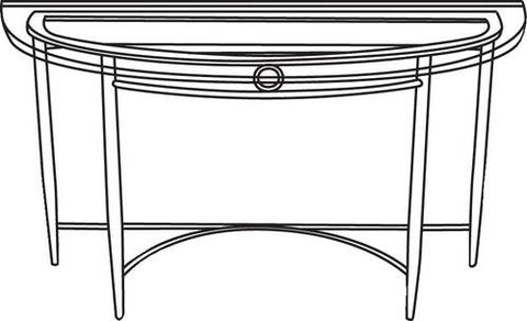 Comfort-Plus Series, Sofa Table