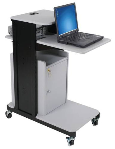 Extra Long Deluxe Presentation Cart