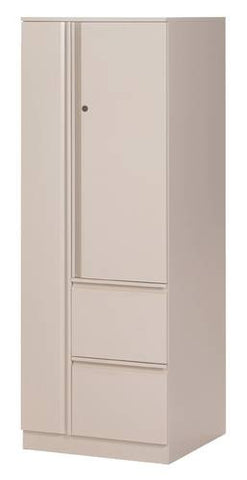 Trace™, File/File Cupboard Wardrobe Storage Tower