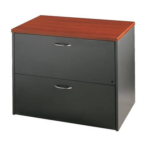 "2-Drawer Lateral File, 37"" W x 24"" D"
