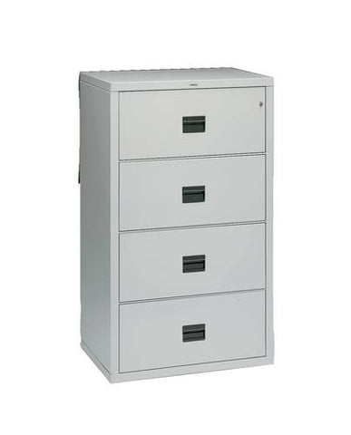 FlameSafe™ Fire-Resistant Lateral File, 4-Drawer