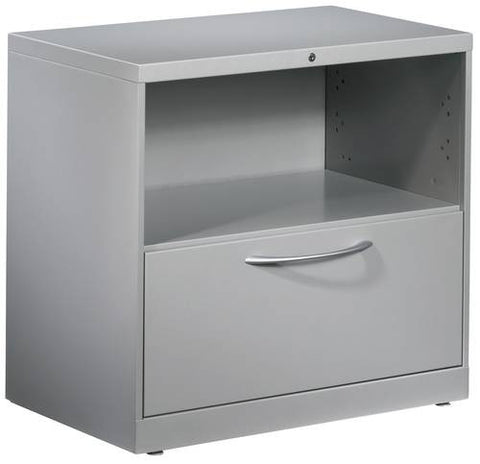 Flagship®, Series File Center - Lateral File with Open Shelf