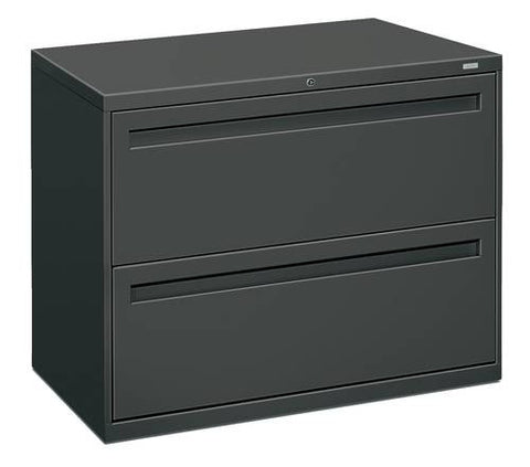 "Hon® Lateral File, 2-Drawer, 36"" W"