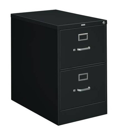 "Hon Heavy-Duty Vertical File, 2-Drawer Legal, 18-1/4"" W x 28-1/2"" D x 29"" H"