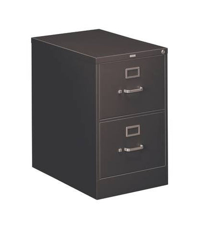 "Hon Heavy-Duty Vertical File, 2-Drawer Legal, 18-1/4"" W x 26-1/2"" D x 29"" H"