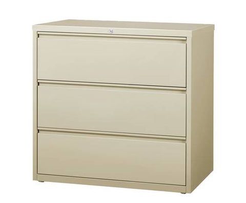 "Premium Lateral File, 3 Drawers, 42"" Wide"