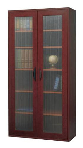 Apres™ Modular Storage System, Tall Two-Door Cabinet with Translucent Doors