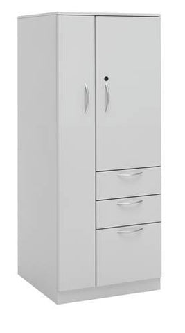 Trace™, Box/Box/File Cupboard Wardrobe Storage Tower