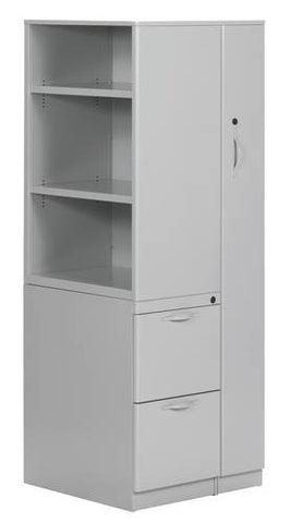 Trace™, Bookcase/Wardrobe/File Tower