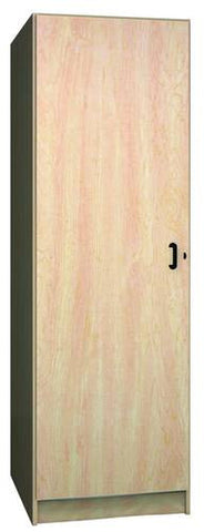 Music Instrument Storage Cabinet with Solid Melamine Door, 1 Compartment