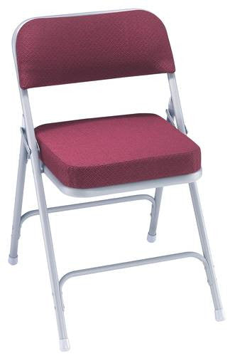 Terrific Deluxe Padded Folding Chair Creativecarmelina Interior Chair Design Creativecarmelinacom