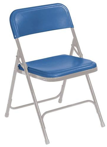 Lightweight Plastic Folding Chair