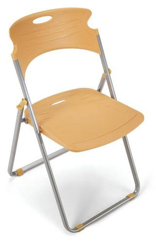 Flexure Poly Folding Chair