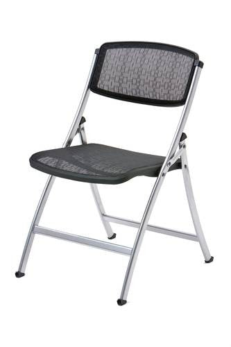 mesh one folding chair with black mesh seat and back atd capitol