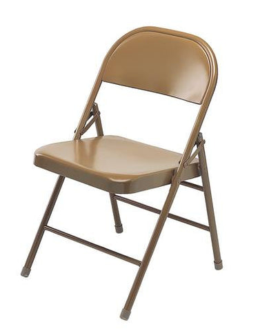 Steel Folding Chair, Triple Braces