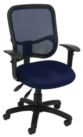 Mesh Back ComfySeat™ Task Chair with Arms