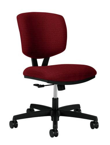 Volt® Swivel-Tilt Chair without Arms, Fabric Seat and Back