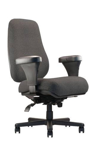 Big and Tall 24/7 High Back Ergonomic Chair with Extra-Large Seat