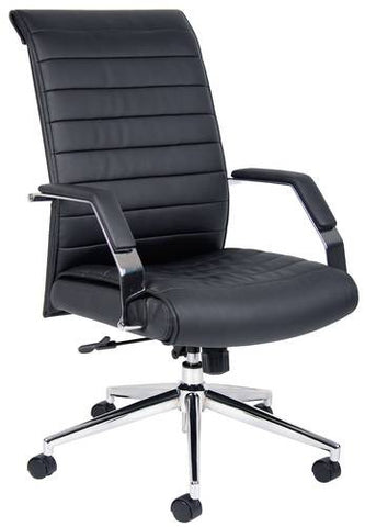High-Back Executive Chair, CaressoftPlus Upholstery