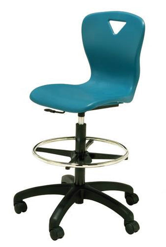 Accolade™ Swivel Stool with Footring