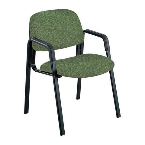 Cava® Urth™ Series Straight Leg Guest Chair, Fabric Upholstery